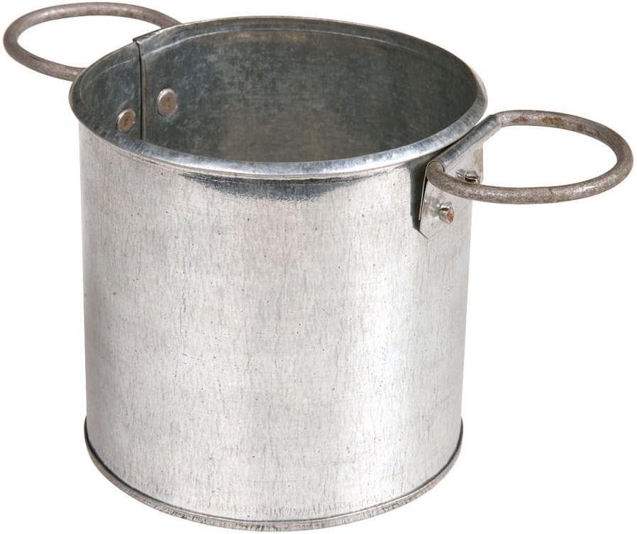 Metalowy Pojemnik Z uchwytami Redecker