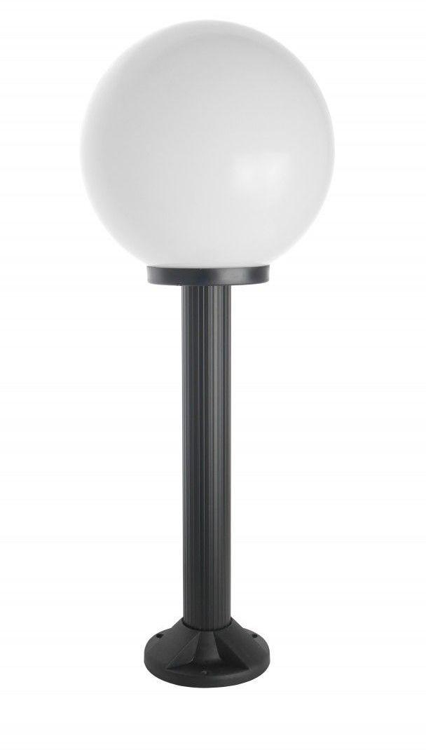 SU-MA Kule K 5002/3/K 300 oprawa stojąca klosz biały o średnicy 30 cm E27 80cm