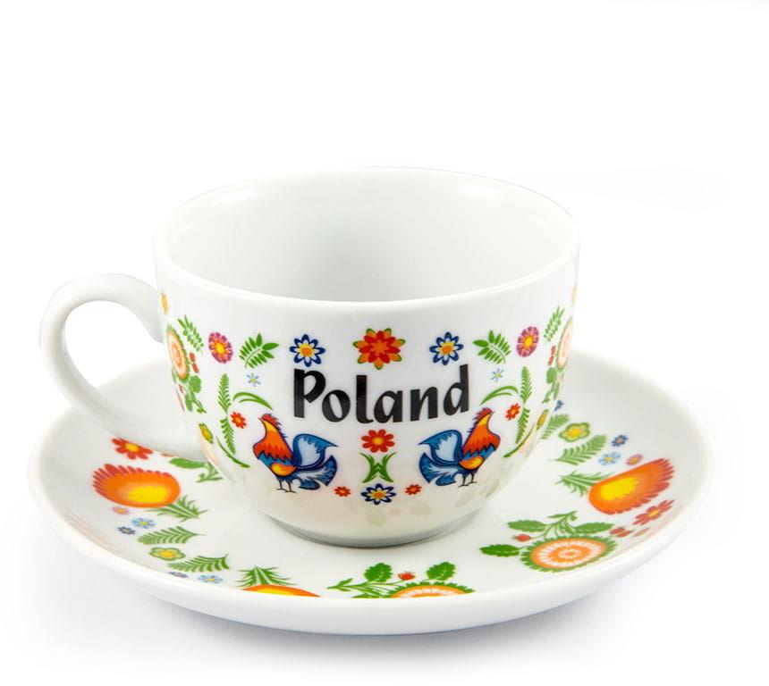 Filiżanka kogut