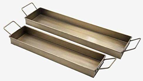 Better & Best dekoracyjny zestaw łazienkowy, model: 3081717, metal, kolor złoty, rozmiar uniwersalny
