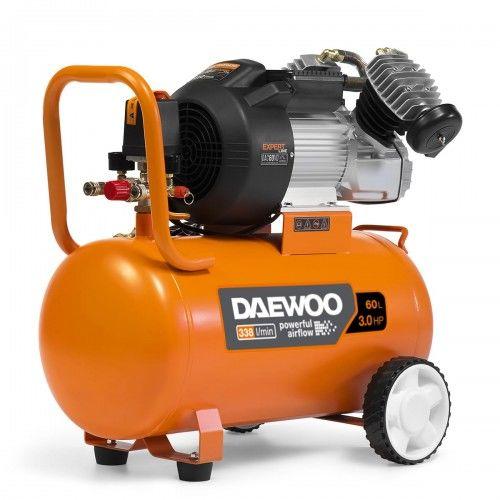 Kompresor olejowy sprężarka 60L Daewoo DAC 60VD