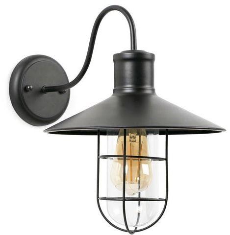 Marina Ø27 czarny - Faro - lampa ścienna