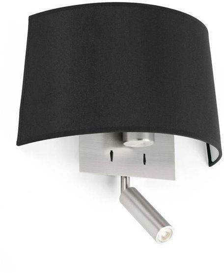 Volta H29 czarny - Faro - lampa ścienna