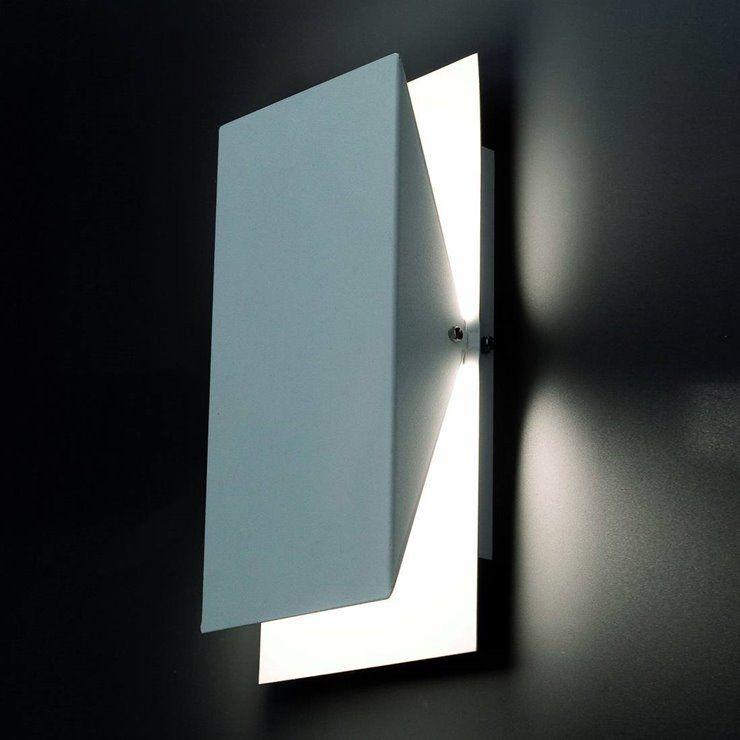 Homs H36 biały - Faro - lampa ścienna