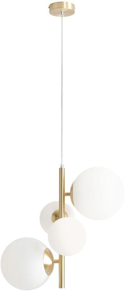 Lampa wisząca Bloom mosiądz 1091L40 szklane klosze kule - Aldex // Rabaty w koszyku i darmowa dostawa od 299zł !