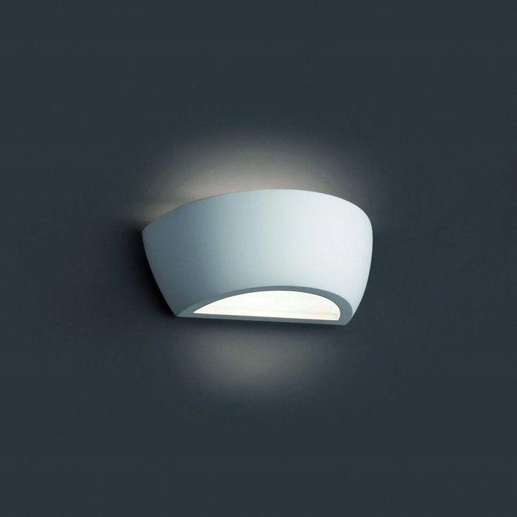 Cheras L24,5 biały - Faro - lampa ścienna