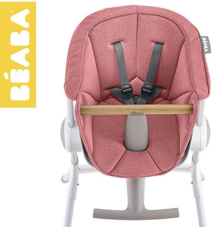 Beaba miękki wkład do krzesełka do karmienia up&down pink