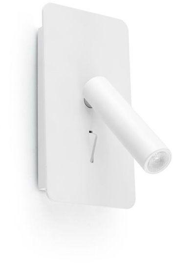 Suau H17 biały - Faro - lampa ścienna