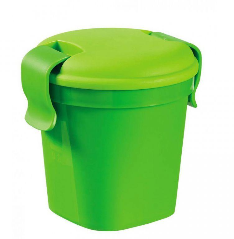 Kubek plastikowy Lunch & go - S - zielony CURVER