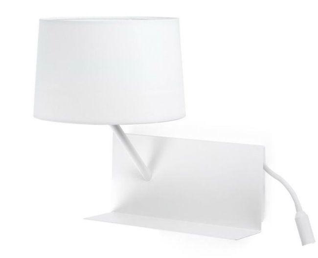 Handy L33 biały - Faro - lampa ścienna