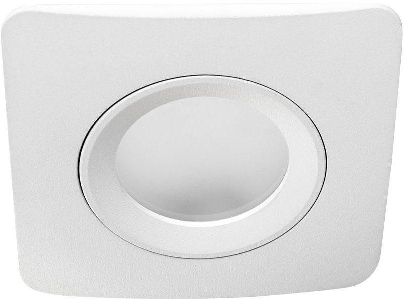 Oprawa halogenowa Bello Bianco IP44 Orlicki Design nowoczesna oprawa w kolorze białym