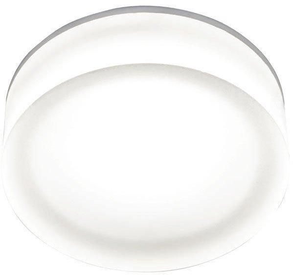 Oprawa halogenowa Bola Orlicki Design okrągła oprawa sufitowa w kolorze białym