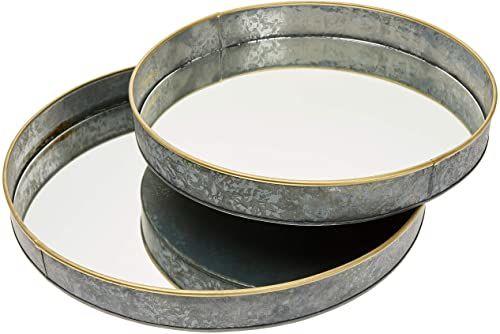 Better & Best dekoracyjny zestaw łazienkowy, model: 3081522, żelazo, szary, rozmiar uniwersalny
