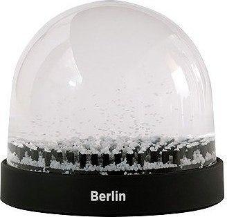 Dekoracja śnieżna kula city icons berlin