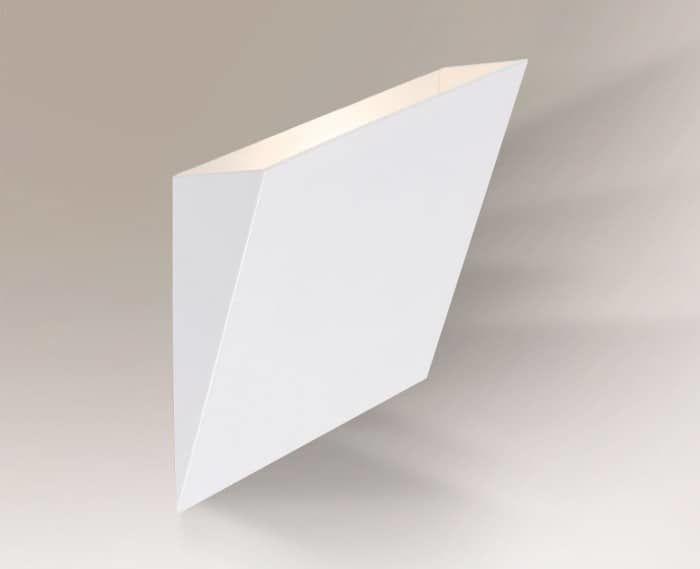 Kinkiet KIOTO 7437 Shilo biały