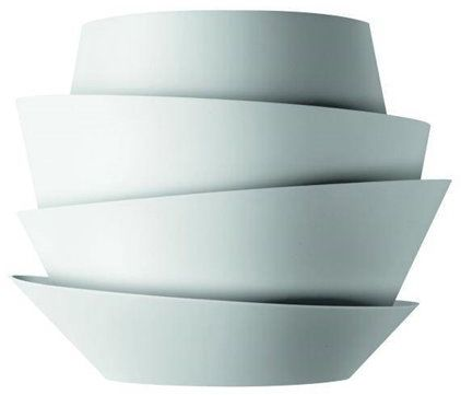 Le Soleil L37 biały - Foscarini - lampa ścienna