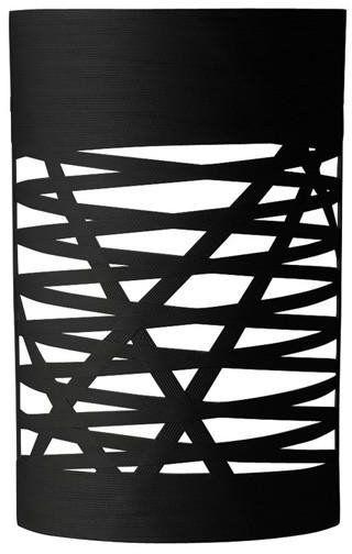 Tress H40 czarny - Foscarini - lampa ścienna