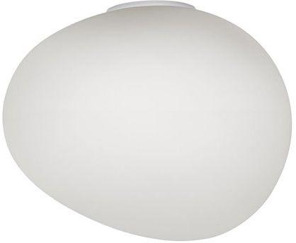 Gregg Grande Semi 2 H39 biały - Foscarini - lampa ścienna
