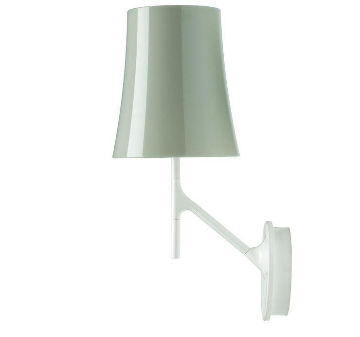 Birdie H42 szary - Foscarini - lampa ścienna