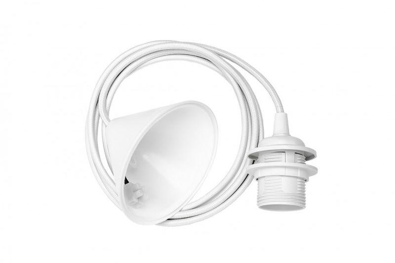 Zawieszenie do lamp Cord set 4005 UMAGE zawiesie w kolorze białym
