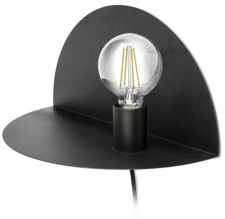 Nit L40 czarny - Faro - lampa ścienna