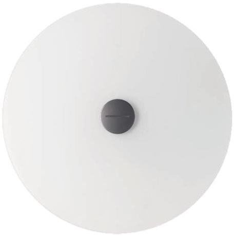 Bit Ø40 biały - Foscarini - lampa ścienna