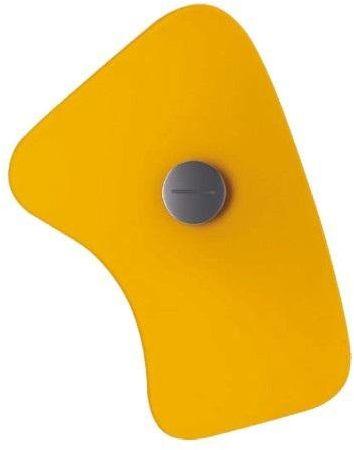 Bit 40x27 pomarańczowy - Foscarini - lampa ścienna