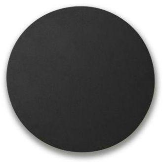 Board Ø35 czarny - Faro - lampa ścienna