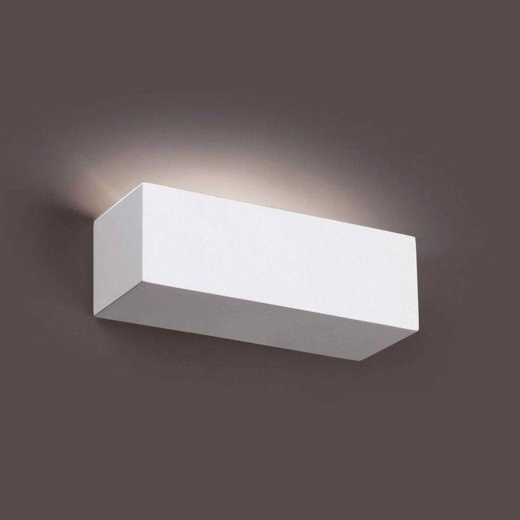 Eaco L21,8 biały - Faro - lampa ścienna
