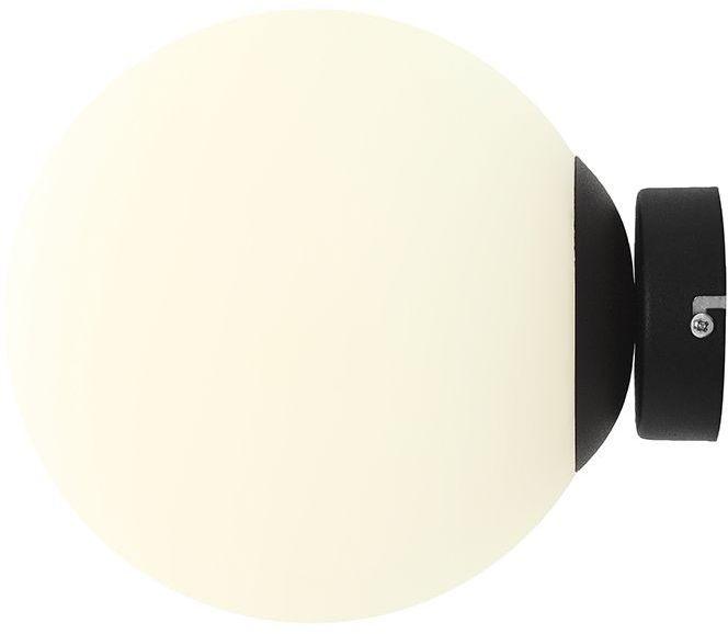 Ball kinkiet 1 czarny 1076C1/M - Aldex // Rabaty w koszyku i darmowa dostawa od 299zł !