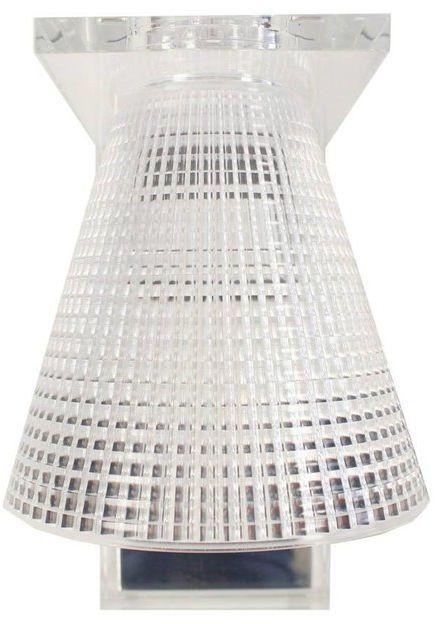 Light Air H21 przezroczysty - Kartell - lampa ścienna