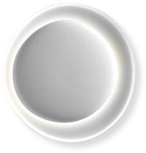 Bahia Mini Led Ø53 biały - Foscarini - lampa ścienna