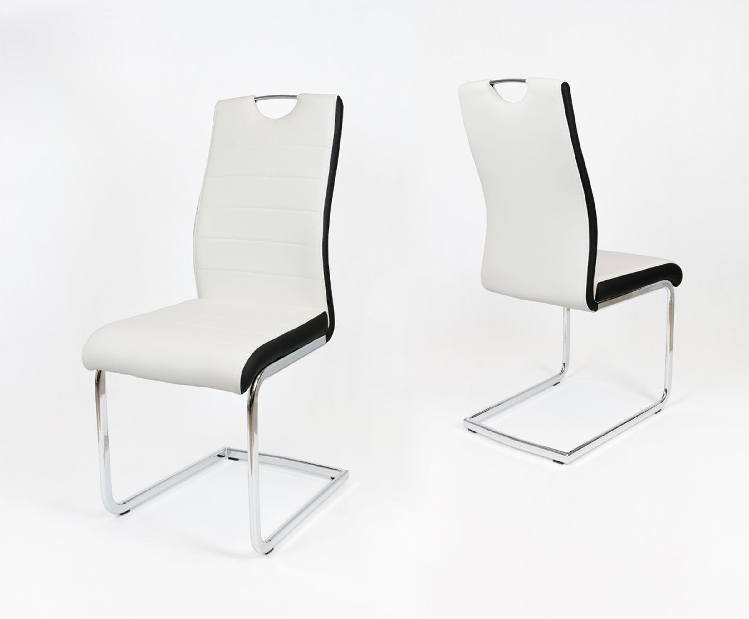 Krzesło New Concept 01 białe