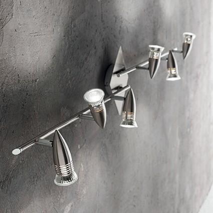 ALFA PL6 - Ideal Lux - plafon/lampa sufitowa  GWARANCJA NAJNIŻSZEJ CENY!
