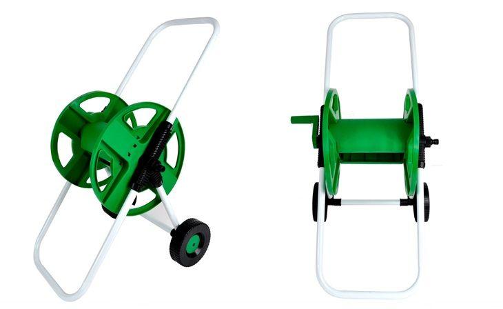 Wózek bęben zwijacz zwijak do węża ogrodowego 45m