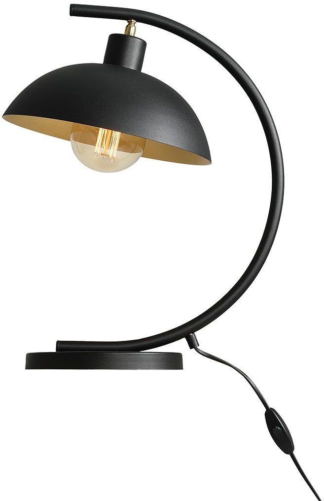 Espace lampka biurkowa czarna 1036B1 - Aldex // Rabaty w koszyku i darmowa dostawa od 299zł !