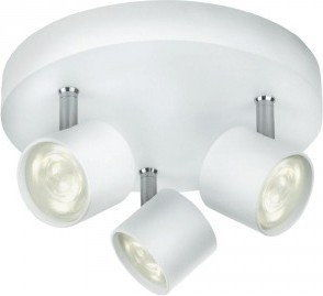 STAR 56243/31/16 PHILIPS LAMPA LED PLAFON BIAŁY