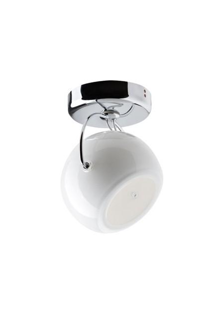 Beluga White D57 G27 01 - Fabbian - kinkiet