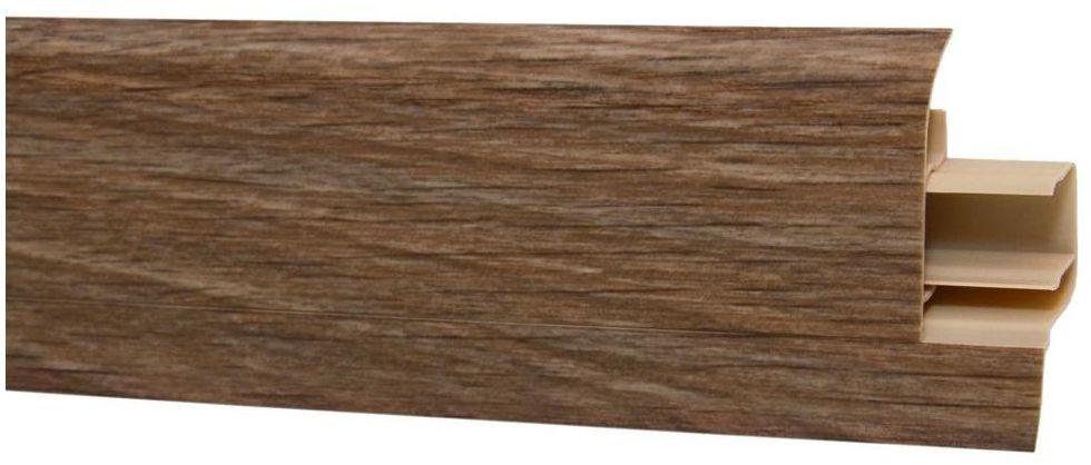 Listwa przypodłogowa pcv LM 60 Dąb Victoria Arbiton
