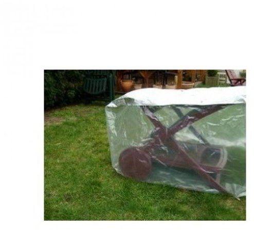 Pokrowiec na wózek stolik ogrodowy oddychający