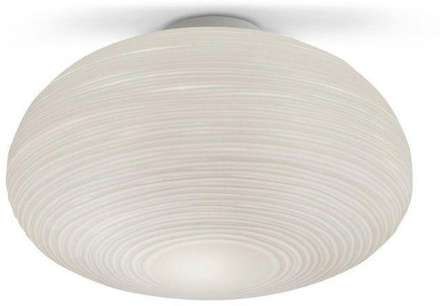 Rituals 2 H21 biały - Foscarini - lampa sufitowa