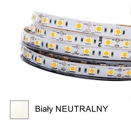 Prof taśma LED HQS-2835-12W-NW neutralna 1m