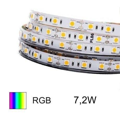 Prof taśma LED HQS-5050-7.2W-RGB
