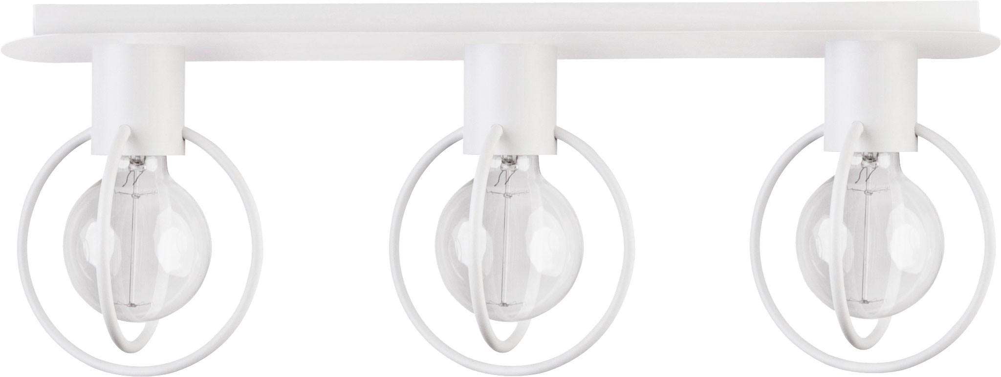 Lampa sufitowa Aura koło 3 biała mat 31104 - Sigma Do -17% rabatu w koszyku i darmowa dostawa od 299zł !