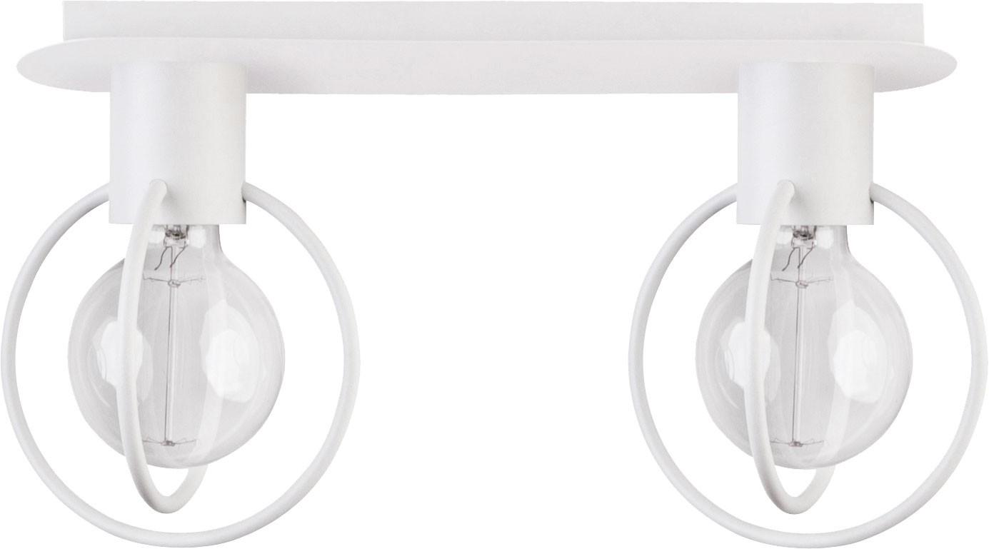 Lampa sufitowa Aura koło 2 biała mat 31103 - Sigma Do -17% rabatu w koszyku i darmowa dostawa od 299zł !