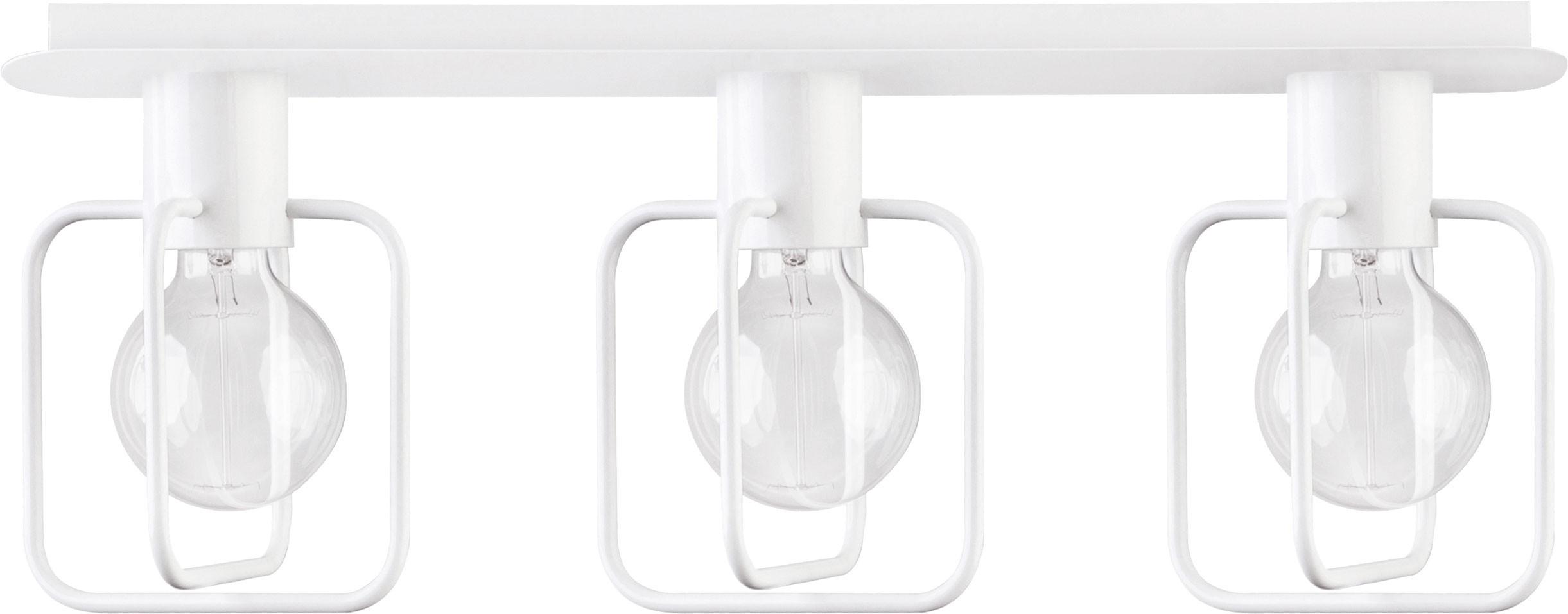 Lampa sufitowa Aura kwadrat 3 biała 31126 - Sigma Do -17% rabatu w koszyku i darmowa dostawa od 299zł !