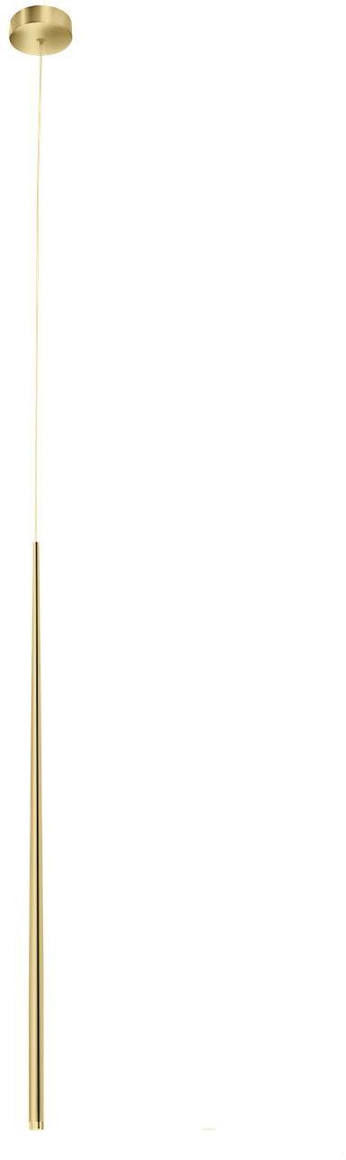 Lampa wisząca Louise I LED AZ3156 Azzardo złota oprawa w stylu design