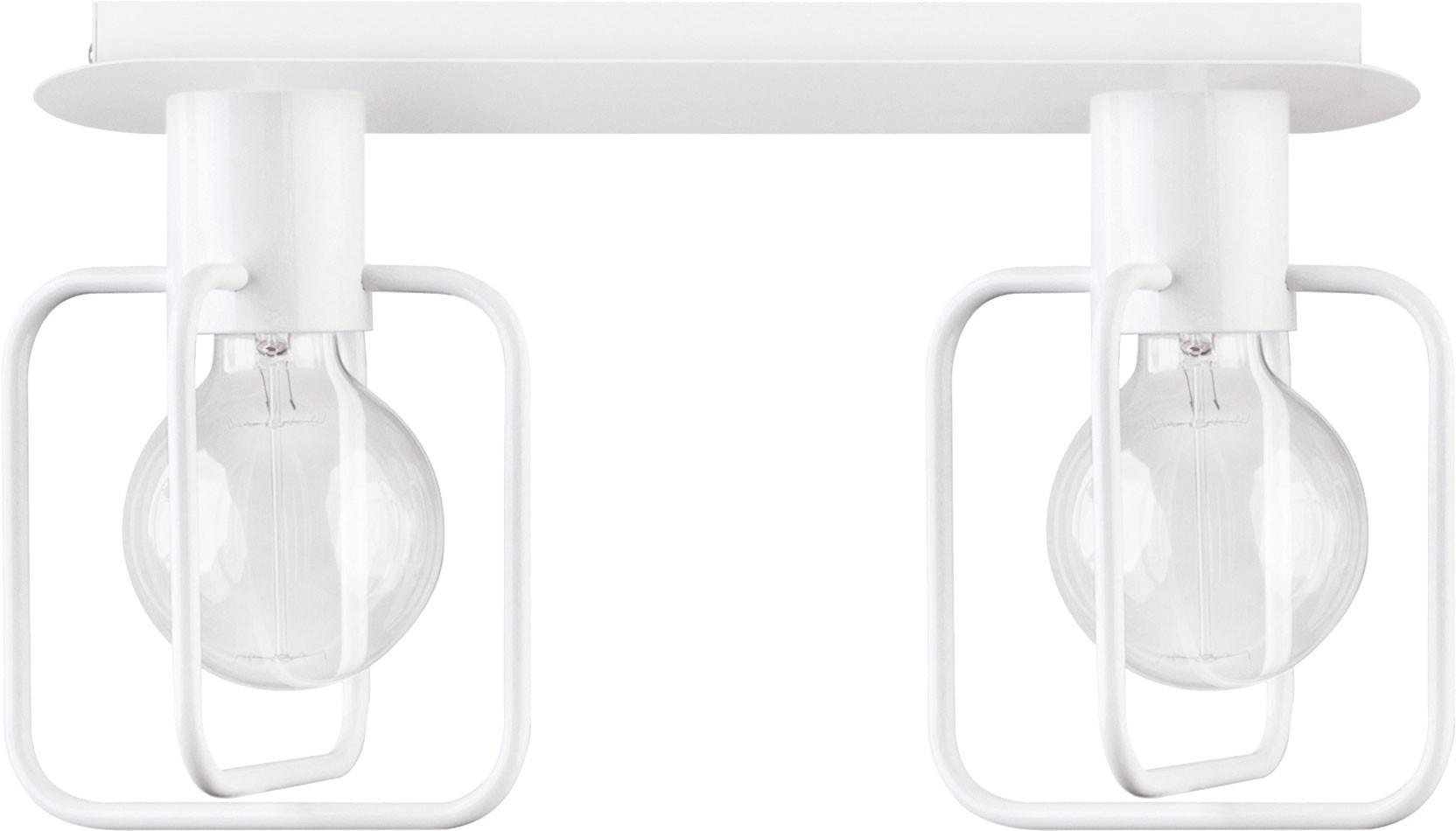 Lampa sufitowa Aura kwadrat 2 biała 31125 - Sigma Do -17% rabatu w koszyku i darmowa dostawa od 299zł !