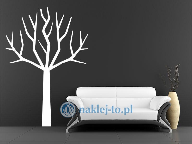 naklejka drzewo modern drzewo modern