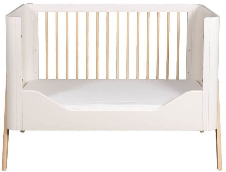 Wymienny bok do łóżeczka torsten 120x60 toddler rail troll nursery (k. biały)